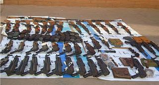 Fast and Furious Weapons Seized