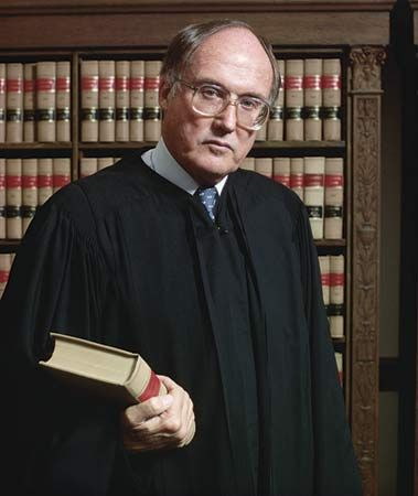 Chief Justice John Rehnquist
